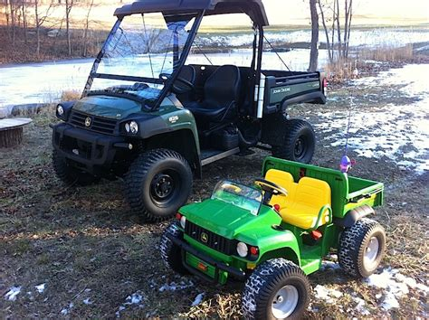gator power wheels scored a free deer gator topic discussion forum