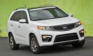 Kia Sorento 2011 Mpg Car And Driver