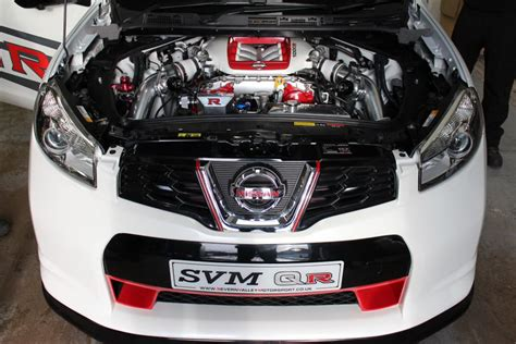 nissan qashqai 2013 modified svm nissan qashqai r is another gt r in sheep s clothing
