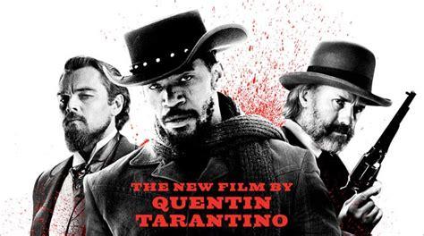quentin tarantino recent film django unchained poster