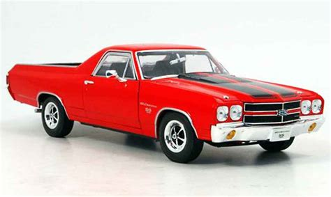 chevrolet el camino ss396 red 1970 welly diecast model car 1 18 buy sell diecast car on