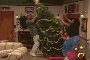 fail christmas tree gif find share on giphy
