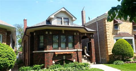 the chicago real estate local rented galewood chicago bungalow with big yard near oak park