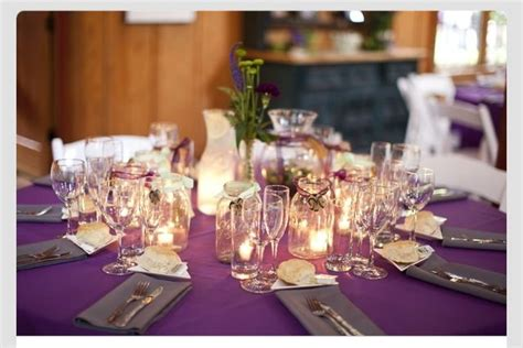 plum and charcoal grey wedding ideas for wedding grey