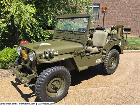 wwii jeep for sale 171 best military jeeps for sale images on pinterest