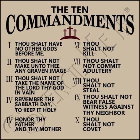 The Ten Commandments the ten commandments bible scripture stencil stencil me in