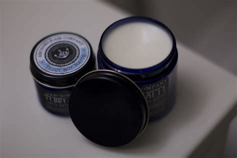 Pomade Lokal anchors teddy boy matte review the pomp