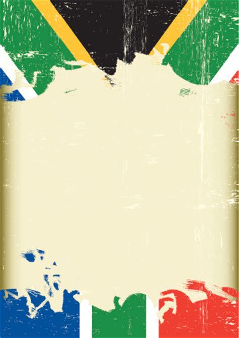 grunge south africa flag vector art | thinkstock