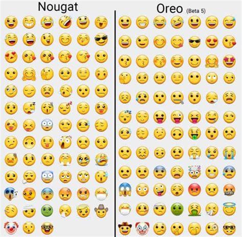 Samsung Galaxy S10 Emojis by Les Emojis De Samsung Font Peau Neuve Avec Android Oreo
