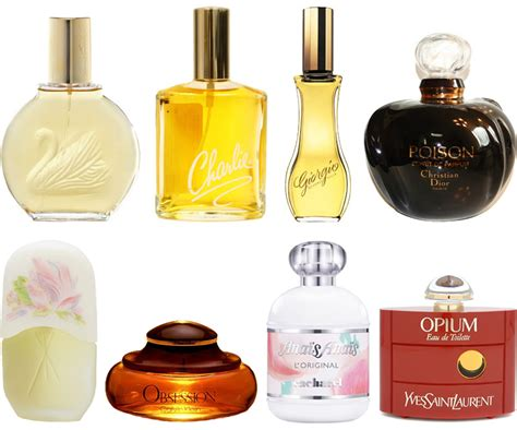 Beautiful A New Version Of The 1980s Perfume by Scents Of 80s Perfumes Like Totally 80s