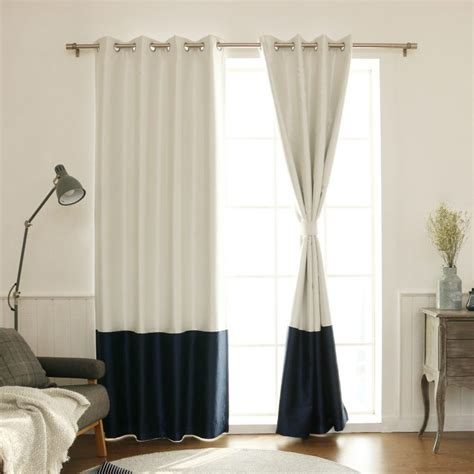 gray and navy curtains living room living room with white and dark grey color