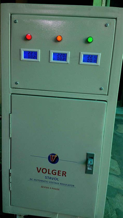 Stabilizer Listrik 6 Kva 3 Phase Matsuta sumberstavol stabilizer volger vd 10 kva 3 phase