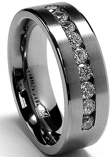 Titanium Wedding Rings by Wedding Rings Titanium Wedding Ring Titanium Wedding