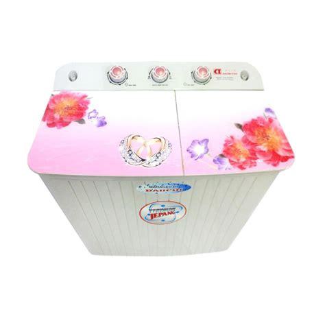 Mesin Cuci 1 Tabung Daimitsu jual daiichi daimitsu diw820spa putih mesin cuci