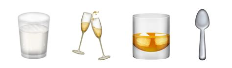 drink emoji iphone unicode 9 0 released with 72 new emojis
