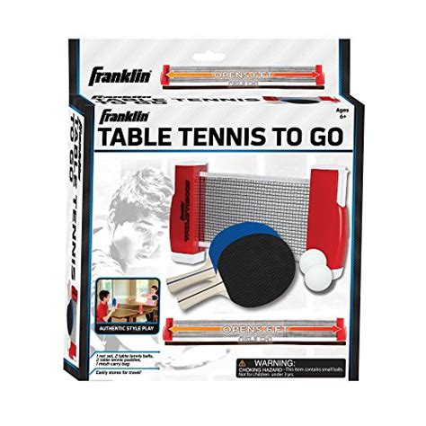 franklin sports easy assembly table tennis franklin sports table tennis to go in the uae see prices
