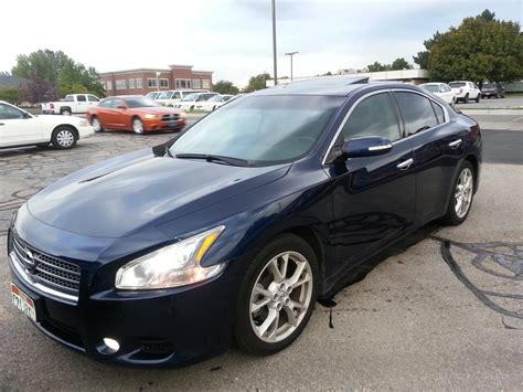 Used Nissan Maxima For Sale Columbus Oh Cargurus