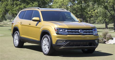 volkswagen atlas 2018 volkswagen atlas review ratings specs and