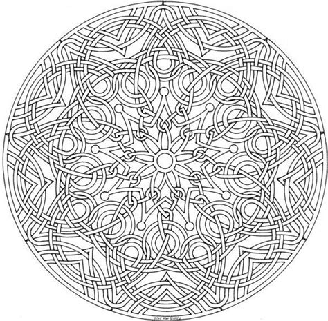mandala coloring pages complicated difficult level mandala coloring pages difficult mandala