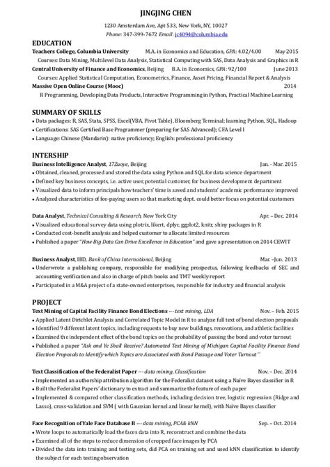 printable employment opportunity and data warehouse manager for data analyst resume with