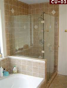 shower doors houston cu 03 corner frameless shower