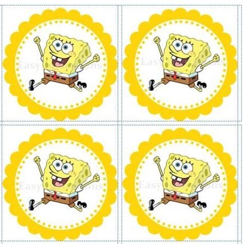 free printable spongebob happy birthday banner 77 best images about festa bob esponja on pinterest bobs