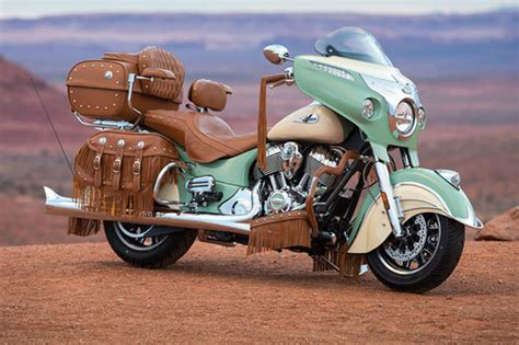 Motorrad Indian Classic by Indian Roadmaster Classic Erster Test Schon Gefahren