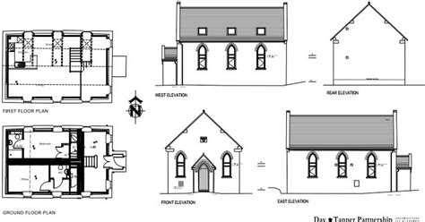 Floor Plans Small Homes by Plans Submitted For Redevelopment Of A Church Site In