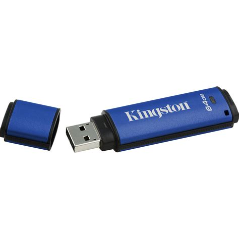 Usb Kingston kingston datatraveler vault privacy 3 0 usb flash dtvp30dm 64gb