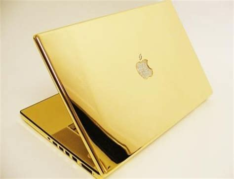 Laptop Apple Gold gold apple laptop