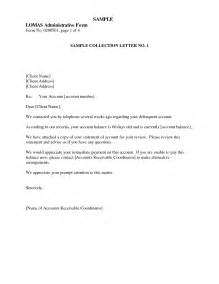 Demand Letter Attorney Sle Accounts Receivable Collection Letter Template 28 Images