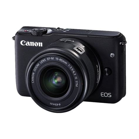 Kamera Samsung M10 jual canon eos m10 15 45mm kamera mirrorless harga kualitas terjamin blibli