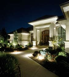exterior landscape lighting  pictures