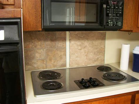 lowes peel and stick backsplash best house design easy