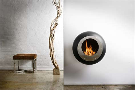 quanto scalda un camino a bioetanolo wall fireplace from cocoon fires