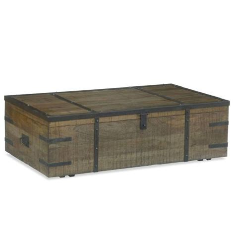 Different Coffee Tables Trunk Coffee Table