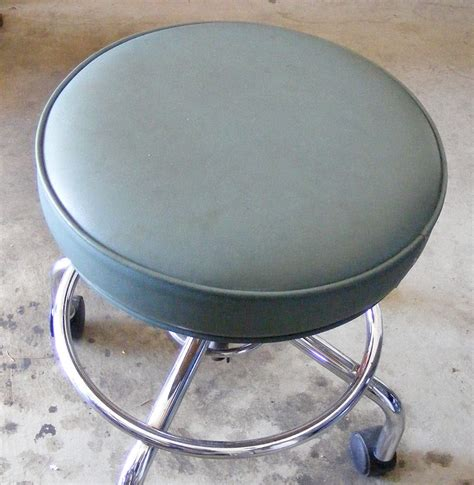 Workshop Stool With Wheels by Where It All Happens Workshop 1 Of 3 B Y O Bobber