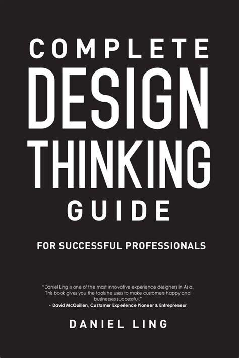 design thinking guide pdf design thinking guide for successful professionals chapter 1