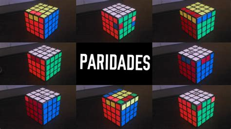 tutorial rubik 4x4 pdf tutorial todas las paridades del cubo de rubik 4x4 youtube
