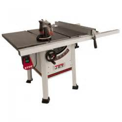 Table Saw On Sale Jet 10 Quot Proshop Table Saw W 30 Quot Fence Cast Iron Wings