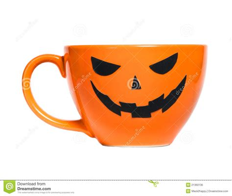 halloween coffee orange halloween coffee cup can used for promotion royalty