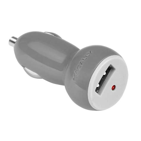 Vztec Car Charger For Iphone Ipod 1 Model Vcc60 2010 macally 10 watt usb car charger designed for iphone and ipod car10u the home depot