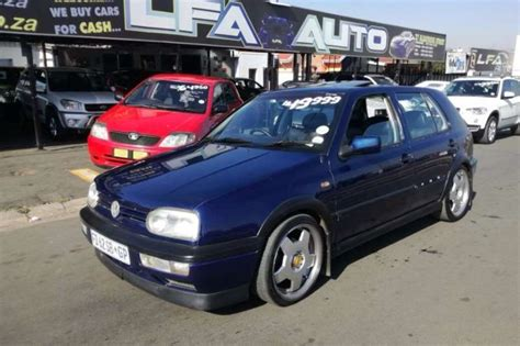 manual cars for sale 1999 volkswagen gti parental controls 1999 vw golf 3 gti 2 0 cars for sale in gauteng r 49 950 on auto mart