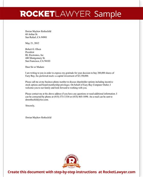 Form Letter business letter template free form letter with sle