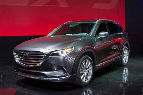 new mazda cx 9 2016 all about new cars