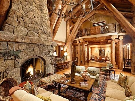 great western auction rooms 10 luxurious log cabins on the market cbs news