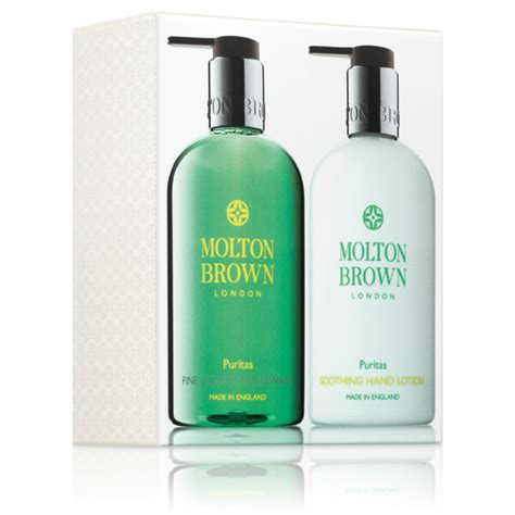 Molton Brown Molto by Molton Brown Puritas Care Set Free Delivery