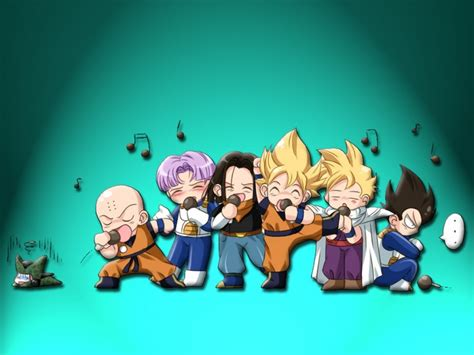 dragon ball z chibi wallpaper drag 243 n ball z jazano wallpapers anime drag 243 n ball