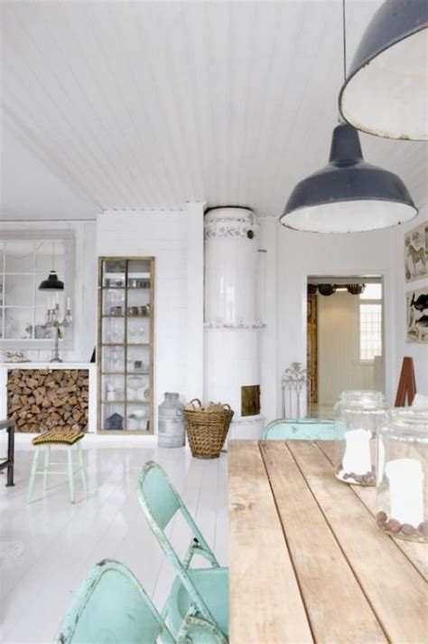 Scandi Style by 33 Rustic Scandinavian Kitchen Designs Digsdigs