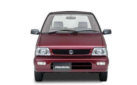 Suzuki Mehran Features Carsnetwork Suzuki Mehran Specifications